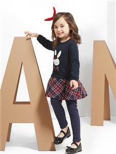 安奈儿童装新款