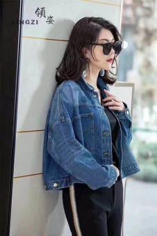 领姿女装领姿女装春款外套