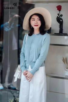 领姿女装领姿女装针织衫