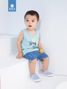 婴姿坊婴童装T恤