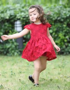 拉比婴童装女裙