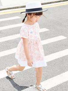 丽婴房童装丽婴房女裙