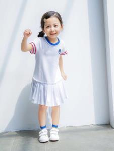 班尼豆女童裙