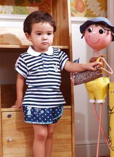 小石头婴童装夏装