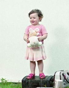 拉比婴童装图库