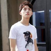 白色T恤有什么好看的款式 99cm男装新款怎么样