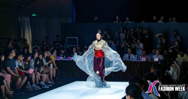 广东大学生时装周