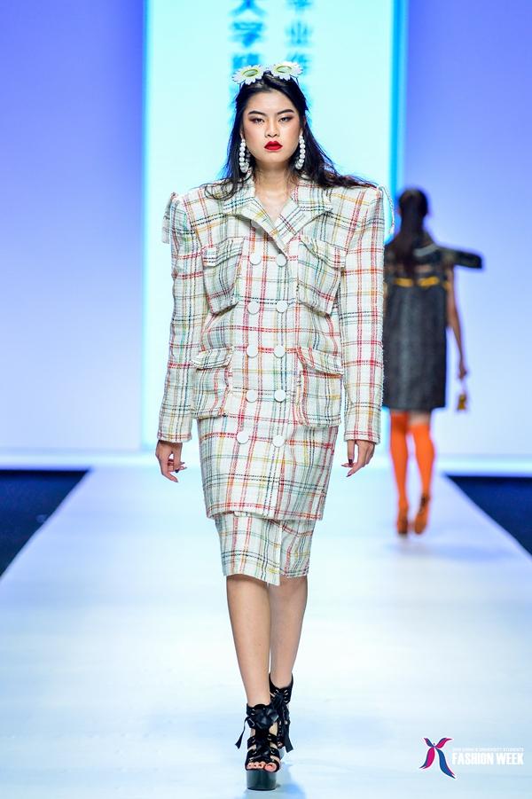 设计的态度:独特标签 执着于心 谈谈中国(广东)大学生时装周