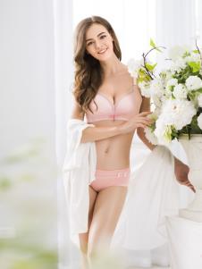 遇见美时尚饰品UJM粉色系内衣