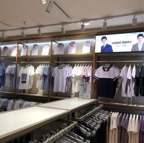 恭喜罗蒙新零售山东滨州中百大厦店盛大开业