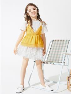 GXG童装女裙