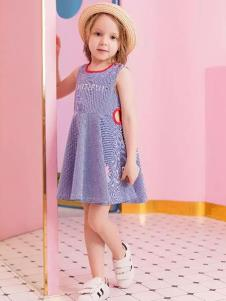 小猪佩奇童装连衣裙