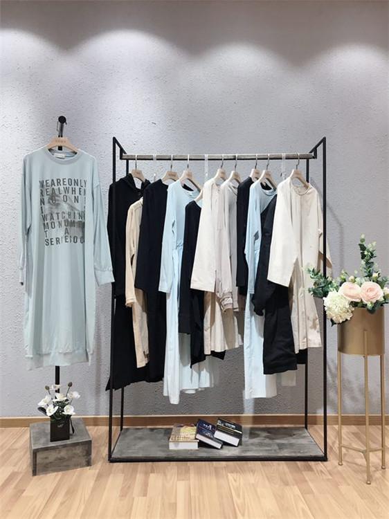 广州简约休闲品牌九月2019秋装品牌折扣女装批发