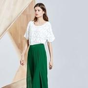 今年夏天流行什么颜色 穿ECA女装好看吗