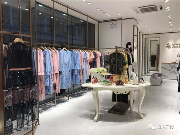 司歌EIIR女装店品牌旗舰店店面
