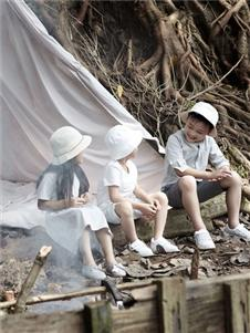 森虎儿童装夏款