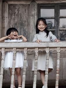 森虎儿童装裙子