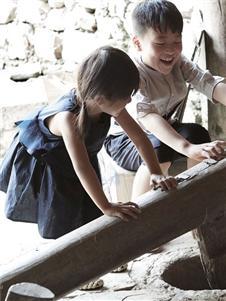 森虎儿童装女裙