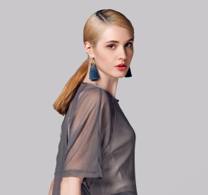 素罗依2019春夏女装新品 掀起一场中式新时尚风潮