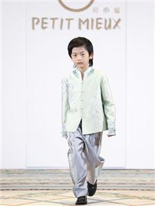PETIT MIEUX贝的屋男童外套