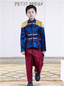 PETIT MIEUX貝的屋男童新款外套