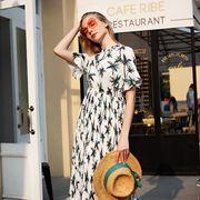 这个夏天穿什么连衣裙?来看下秋之恋的新品吧