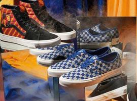 专为中国年轻人推新品 Vans与哈利波特联名款在天猫618大卖