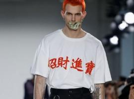 佛羅倫薩男裝周5個引起轟動的中國品牌