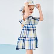 今年夏天女童穿什么款式的裙子好看 T100童装连衣裙怎么样?