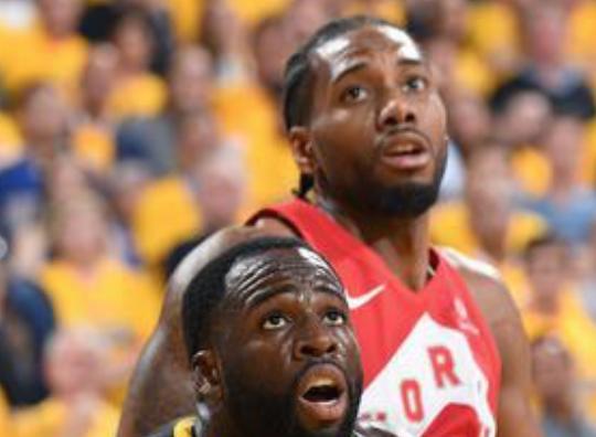 NBA总冠军花落多伦多猛龙  New Balance成赢家