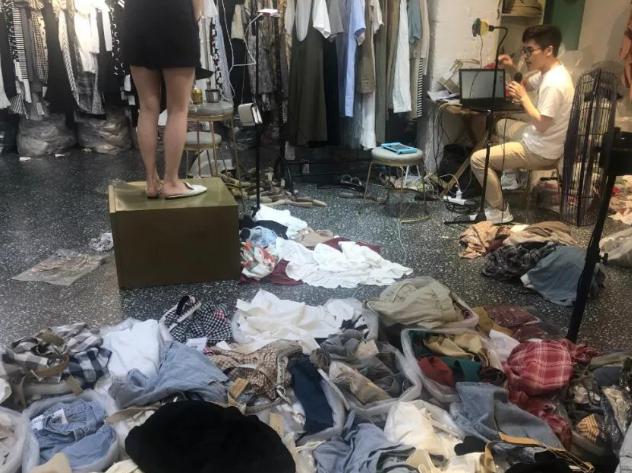 """杭州四季青来了一群""""搅局者"""",传统批发市场要变天"""
