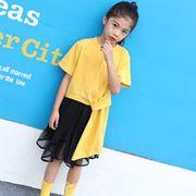 夏季有哪些好看的兒童短袖連衣裙?維尼叮當為您推薦