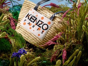 Kenzo 联合创意总监未来将专注于自有品牌