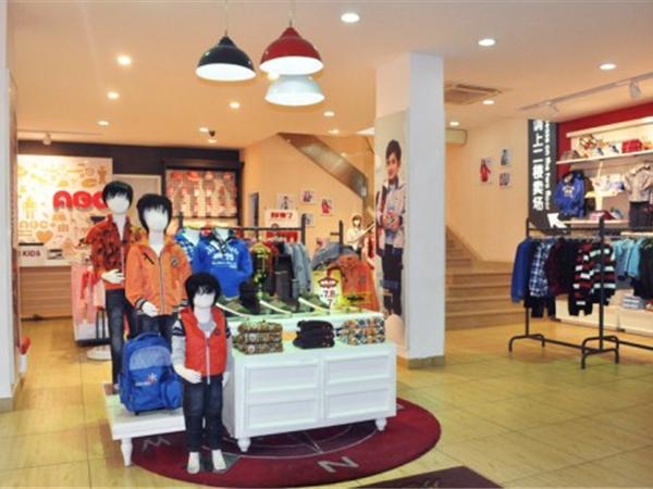 ABC KIDS童装店铺图品牌旗舰店店面
