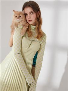DTWO原创女装19新款裙子