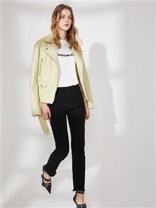 DTWO原创女装19短款夹克