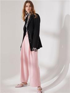 DTWO原创设计女装19休闲西服