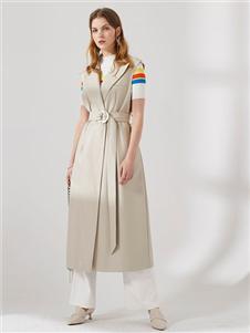 DTWO原創設計女裝19新款兩件套