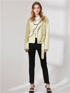 DTWO原创设计女装19新款夹克