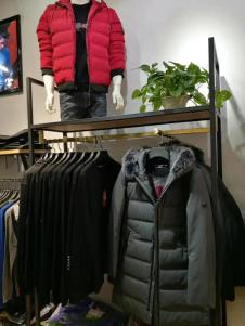 壹仓优品折扣男装新款外套