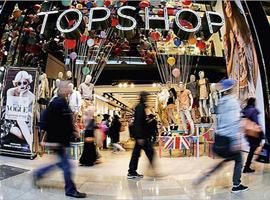Topshop破产危机暂时破除 1.7万名员工保住生计
