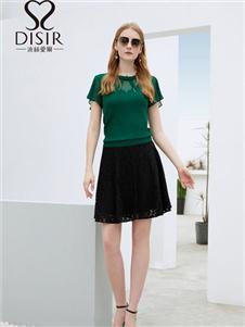 迪丝爱尔2019知性套装裙