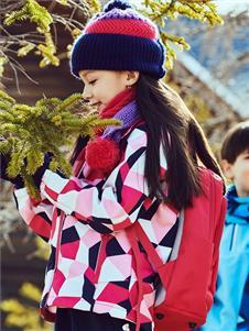 探路者童装童装探路者童装秋冬新款羽绒服