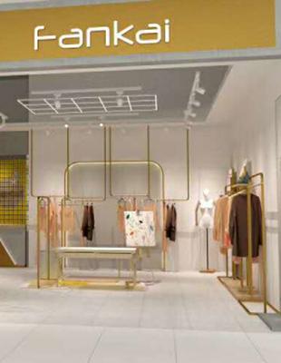 Fankai梵凯女装暑期13店即将亮相 开业狂潮惊喜来袭