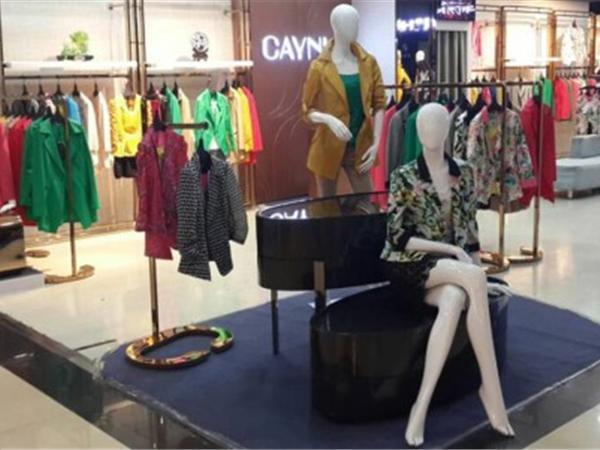 卡伊奴女装店铺图品牌旗舰店店面