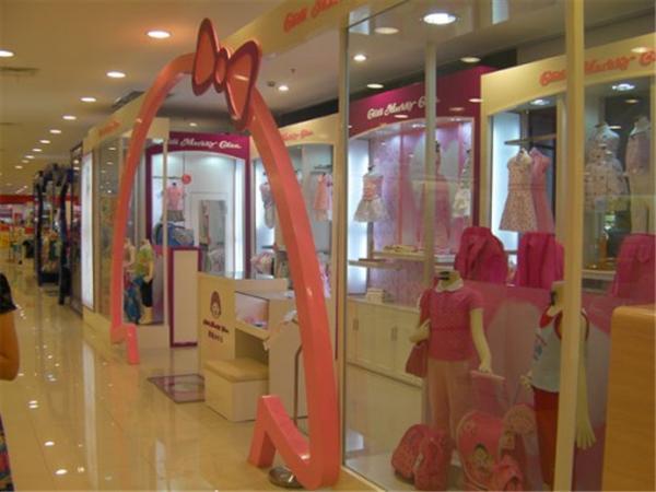 樱桃小丸子店铺展示