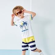 这个暑假就给孩子穿T100童装!