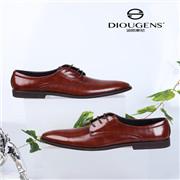 广州批发时尚男女鞋子哪里找货源?迪欧摩尼真皮男女鞋品牌厂家直销!