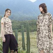 GUDU谷度|纯粹自然的亚麻美学,演绎属于夏季的舒适时尚!