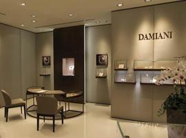 意珠宝品牌DAMIANI在中国计划:三年开25店